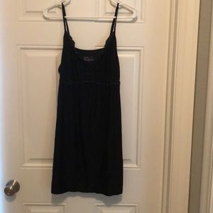 Black sleep cami